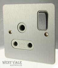 MK K14383 SAA W Edge Range - 15a Round Pin Switched Single Socket  NIB