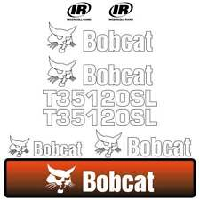 Bobcat T35120 SL Decals Stickers Repro Decal Kit