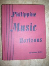 PHILIPPINE MUSIC HORISONS - INTERMEDIATE GRADES - (YS)
