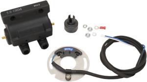 Dynatek DSK6-1 Dual-Fire Ignition Switch and Coil Kit Harley Shovelhead Evo 70-9