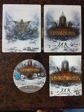 Rare Le Seigneur des Anneaux La Guerre du Nord Edition Steelbook PS3 FR TTBE