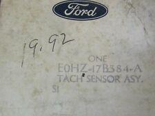 NOS OEM Ford E0HZ-17B384-A Diesel Tachometer Sensor 1980-UP HD Truck ?
