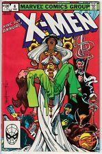 The Uncanny X-Men Annual #6 • The X-Men battle Dracula!
