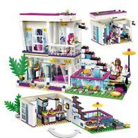 Friends Heartlake City Resort Set Model Building Block Girls Toy Kids Gift
