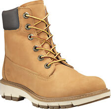Timberland Lucia Way 6in WP Boot Wheat Waterbuck 5.5 Wide