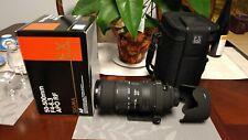 Sigma APO RF HSM 50-500mm f/4.5-6.3 APO HSM OS AF Lens