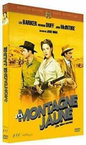 DVD - LA MONTAGNE JAUNE / HIBBS, BARKER, POWERS, DUFF, UNIVERSAL, VO.ST, NEUF