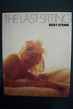The Last Sitting MARILYN MONROE *First Edition * Nude * Norma Jean Baker*Risque!