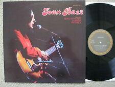Joan Baez LP A package of Joan Baez - Germany Import EX vinyl