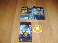 WALL-E  Sony  PsP     Complete