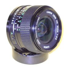 Canon Lens FDn 24mm 1:2,8 in extremely good condition