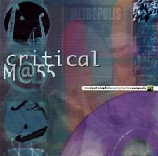 CRITICAL MASS CD WUMPSCUT Diary Of Dreams VNV NATION Apoptygma Berzerk