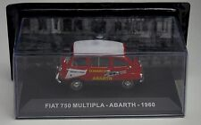 FIAT 750 Multipla - ABARTH  1960  1:43 + VETRINA