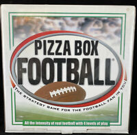 2005 Pizza Box Football Board Game - BRAND NEW SEALED!! P1