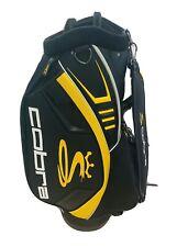 Cobra Golf Staff Bag / Cart Bag - 6 Way Black & Yellow. Sharp New