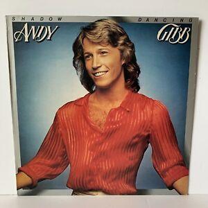 ANDY GIBB Shadow Dancing 1978 UK vinyl LP Excellent Condition Bee Gees 2394 202
