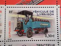 FRANCE 2003, timbre 3614, VOITURES, VEHICULE DE LIVRAISON, neuf**, CARS, VF MNH