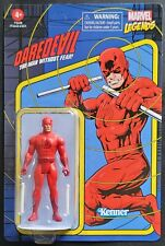 Marvel Legends Daredevil The Man without Fear Retro Kenner Figure MINT UNPUNCHED