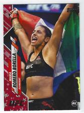 MARA ROMERO BORELLA 2020 TOPPS UFC INDEPENDENCE DAY ROOKIE PARALLEL /76