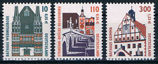 Mi.Nr. 2139-2141 **, BRD 2000, SWK. Wernigerode,Regensburg,Grimma