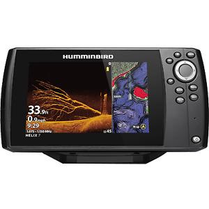 Humminbird Helix 7 CHIRP MDI GPS G3N, w/Xdcr