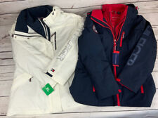 Tommy Hilfiger Womens 3 in 1 Systems Jacket w/ Removable...