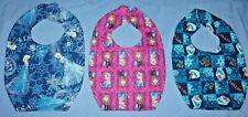 New cute Child Baby Bib Disney Frozen movie Anna Elsa Olaf shipping discounts