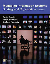 Managing Information Systems: Strategy and Organisation-ExLibrary