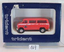 Trident 1/87 No. 90071 Chevrolet Van Gray Line Air Shuttle OVP #164