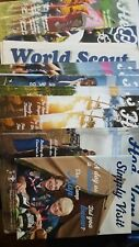 22nd World Jamboree Sweden 2011 All magazines and newspapers