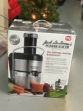 Jack Lalanne's Power Juicer - ULTIMATE - Fast Shipping!
