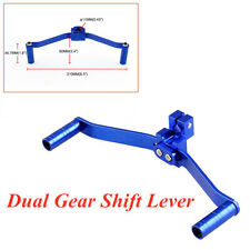 CNC Craft Motorcycle Off-Road Vehicle Double Gear Shift Lever Shift Lever Pedal