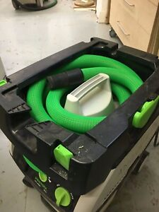Festool Extraction HoseWrap Cover *Green with Heat Shrink