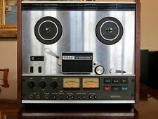 TEAC A-2300SD REEL TO REEL TAPE DECK RECORDER (WITH DOLBY) TESTED EXCELLENT!!