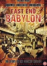 Cockney Rejects - East End Babylon - The Story Of The Cockney Rejects (NEW DVD)