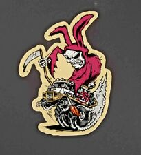 Magpul® Grim Reaper Bunny Sticker / Decal Tactical AR AK Hunting OEM USA!