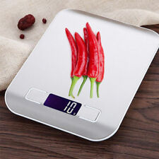 USA Stainless Steel Digital LCD Electronic Kitchen Cooking Food Weighing Scales