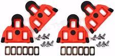 2 Sets / Packs Exustar SPD-SL 4.5° Float Bike Cleats fits Shimano SPD-SL Ultegra