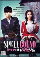 Spellbound Korean Movie DVD with Good English Subtitle