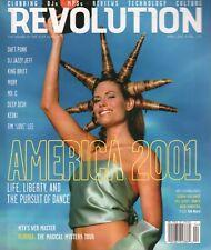 Revolution Music Magazine April 2001 Daft Punk JD Jazzy Jeff Moby 012220AME2