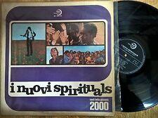 DISCO LP- I NUOVI SPIRITUALS -CANTI DELLA GIOVENTU 2000 EDIZIONI PAOLINE SI30.15