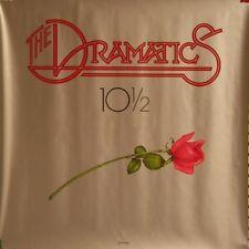The Dramatics-10 1/2-ORIGINAL 1980 PROMO Poster!