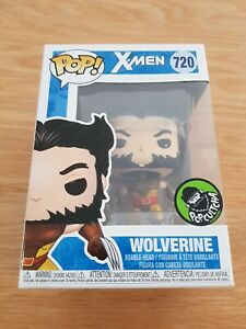 Funko POP! Vinyl: X-men - Wolverine 720 Exclusive Brand New In Box + Protector