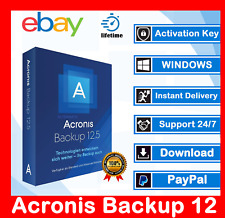 Acronis Disk Director 12.5 🔥 Fast Delivery 🔑 Lifetime Activation🔑 ✅ 5 Devices
