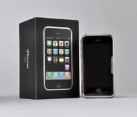 iPhone 1 - 29th June 2007 [Apple Rare Collector Masterpiece] 2G 8Gb