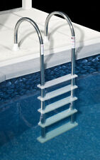 Standard Stainless Steel In-Pool Ladder for Above Ground Swimming Pools