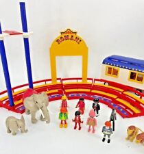 VTG PLAYMOBIL Romani Circus Toy Play Set Animals, People, & Structures Big Lot