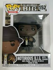 Funko Pop! Rocks Notorious B.I.G. Biggie Smalls with Fedora #152