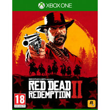 Red Dead Redemption 2 - Microsoft Xbox One, 2018 - UK SEALED!