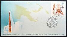 Cover Australian & Oceanian Stamps